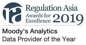 Regulation Asia Data Provider of the Year 2019